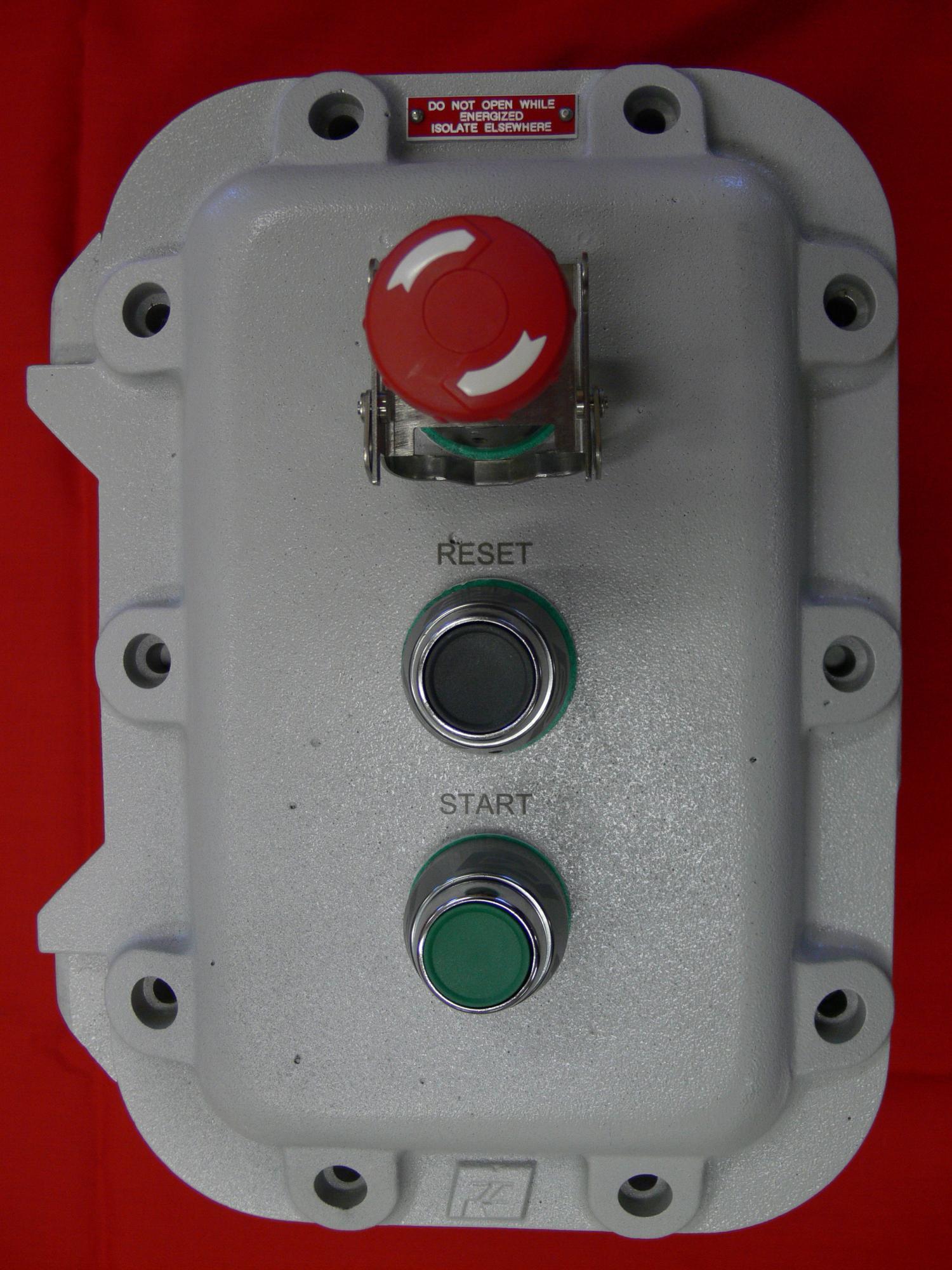 Explosion proof motor starter for Explosion proof motor starter